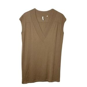 IISLI size small 100% cashmere sweater tunic dress